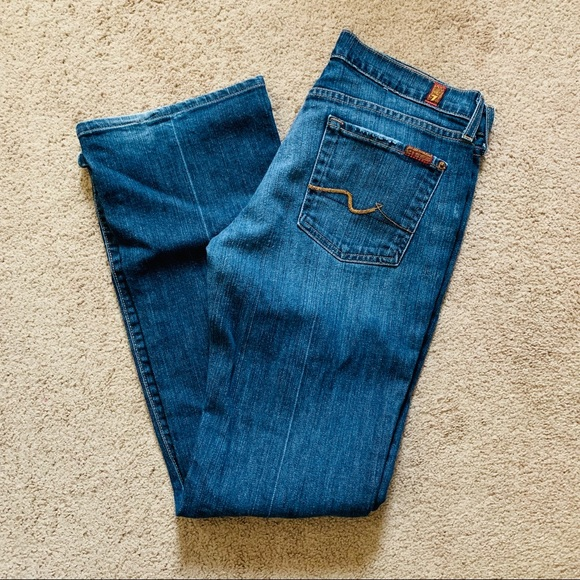 7 For All Mankind Denim - Women's 7 for all mankind jeans bootcut